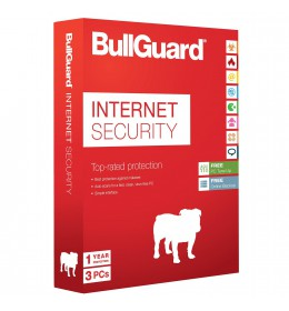 BullGuard Internet Security 3PC 1year