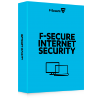 F-Secure Internet Security 5PC 1year