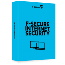 Security: F-Secure Internet Security 1PC 1year