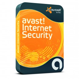Beveiliging: avast! Internet Security 1PC 1jaar