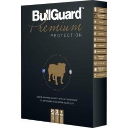 BullGuard Premium Protection + Backup 3PC 1jaar