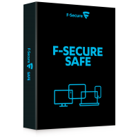 F-Secure SAFE 3-Devices 1year