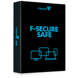 F-Secure SAFE 10-Devices 1jaar