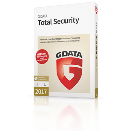 G Data Total Security 1PC 1jaar (OEM)