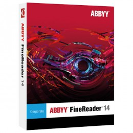 Kantoor: ABBYY FineReader 14 Corporate 1PC Windows