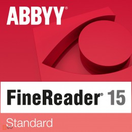 Business: ABBYY FineReader 15 Standard 1PC WIN