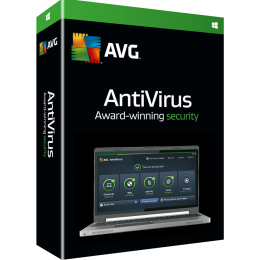 Security: AVG Antivirus 1PC 1year