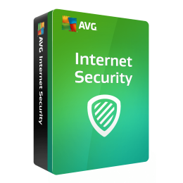 Antivirus: AVG Internet Security 3PC 1jaar