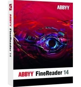 ABBYY FineReader Standard 14 1PC WIN