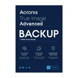 Backup & Repair: Acronis True Image Advanced 1Apparaat 1Jaar