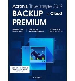 Acronis True Image Premium 1Apparaat 1Jaar