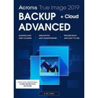 Acronis True Image Advanced 5Apparaten 1Jaar