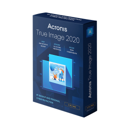 Backup and Repair: Acronis True Image 2020 5PC/MAC