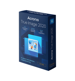 Acronis True Image 2020 5PC/MAC
