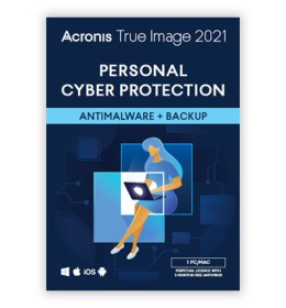 Acronis True Image Advanced 2021 5Devices 1Year