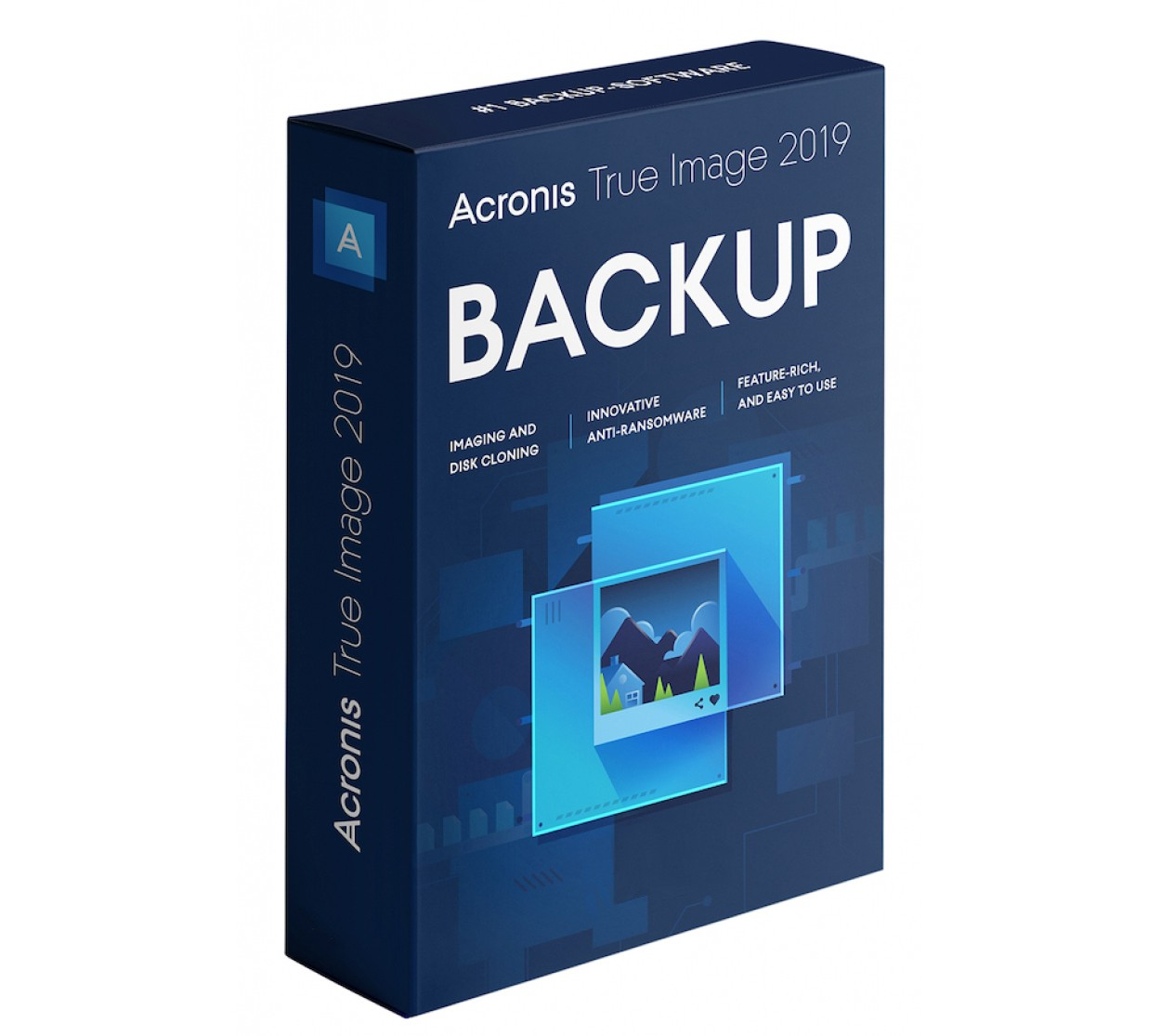 Acronis True Image 2019 1PC/MAC