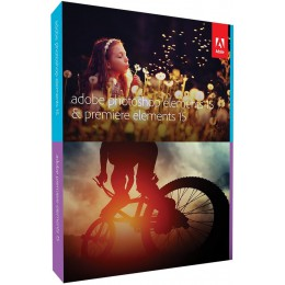 Adobe Photoshop+Premiere Elements 15 / EN / WIN+MAC