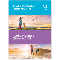 Photo editing: Adobe Photoshop + Premiere Elements 2021 | Windows | Multilanguage