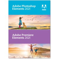 Photo editing: Adobe Photoshop + Premiere Elements 2021 | Mac | Multilanguage