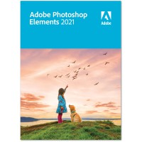 Photo editing: Adobe Photoshop Elements 2021 | Windows | Multilanguage