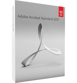 Adobe Acrobat Standard DC 2017 - Nederlands - Windows