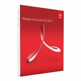 Business: Adobe Acrobat PRO DC - Dutch - Mac