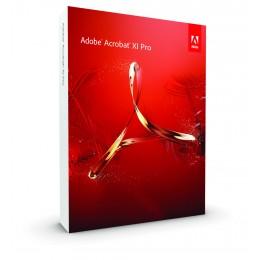 Adobe: Adobe Acrobat Professional DC 2018 Multi-Language 1Gebruiker 1Jaar