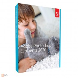 Multimedia: Adobe Photoshop Elements 2020 - Nederlands - Windows