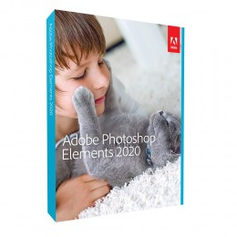 Multimedia: Adobe Photoshop Elements 2019 - English - Mac