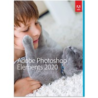 Adobe Elemens 2020 - Up-To-Date and Easy to use: Adobe Photoshop Elements 2020 | English | Windows