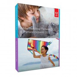 Multimedia: Adobe Photoshop Elements + Premiere Elements 2020 - Engels - Mac