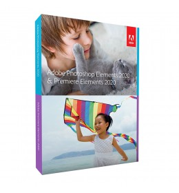 Adobe Photoshop + Premiere Elements 2019 - English - Windows