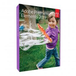 Multimedia: Adobe Premiere Elements 2019 - Engels - Windows