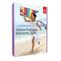 Multimedia: Adobe Premiere Elements 2020 - Engels - Mac