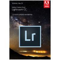 Adobe Lightroom CC 1 Gebruiker 1Jaar + 1TB cloud