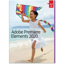 Video editing: Adobe Premiere Elements 2020 - English - Mac