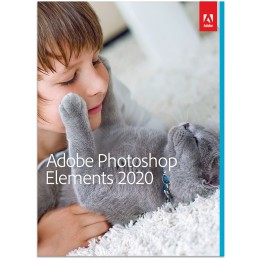 Multimedia: Adobe Photoshop Elements 2020 - Dutch - Windows