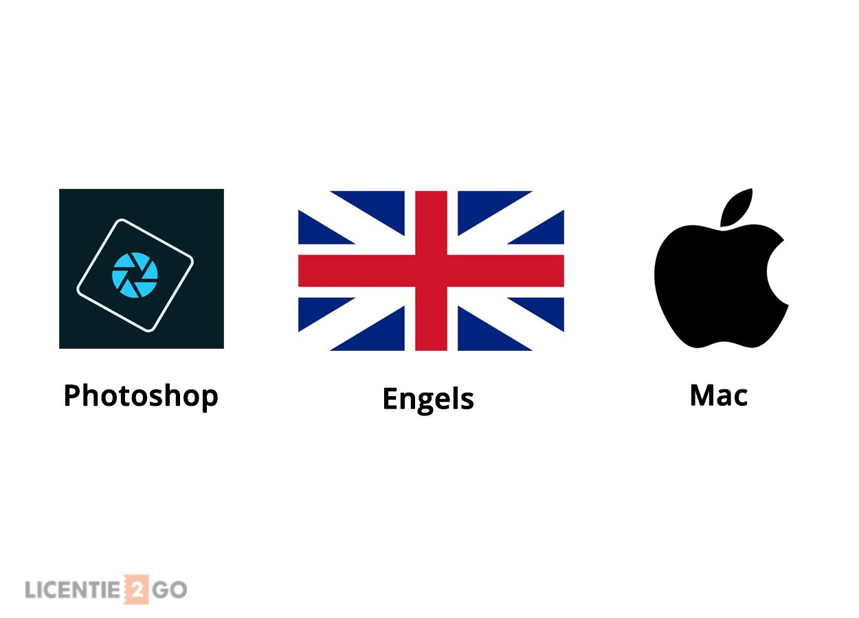 Photoshop Engels Mac