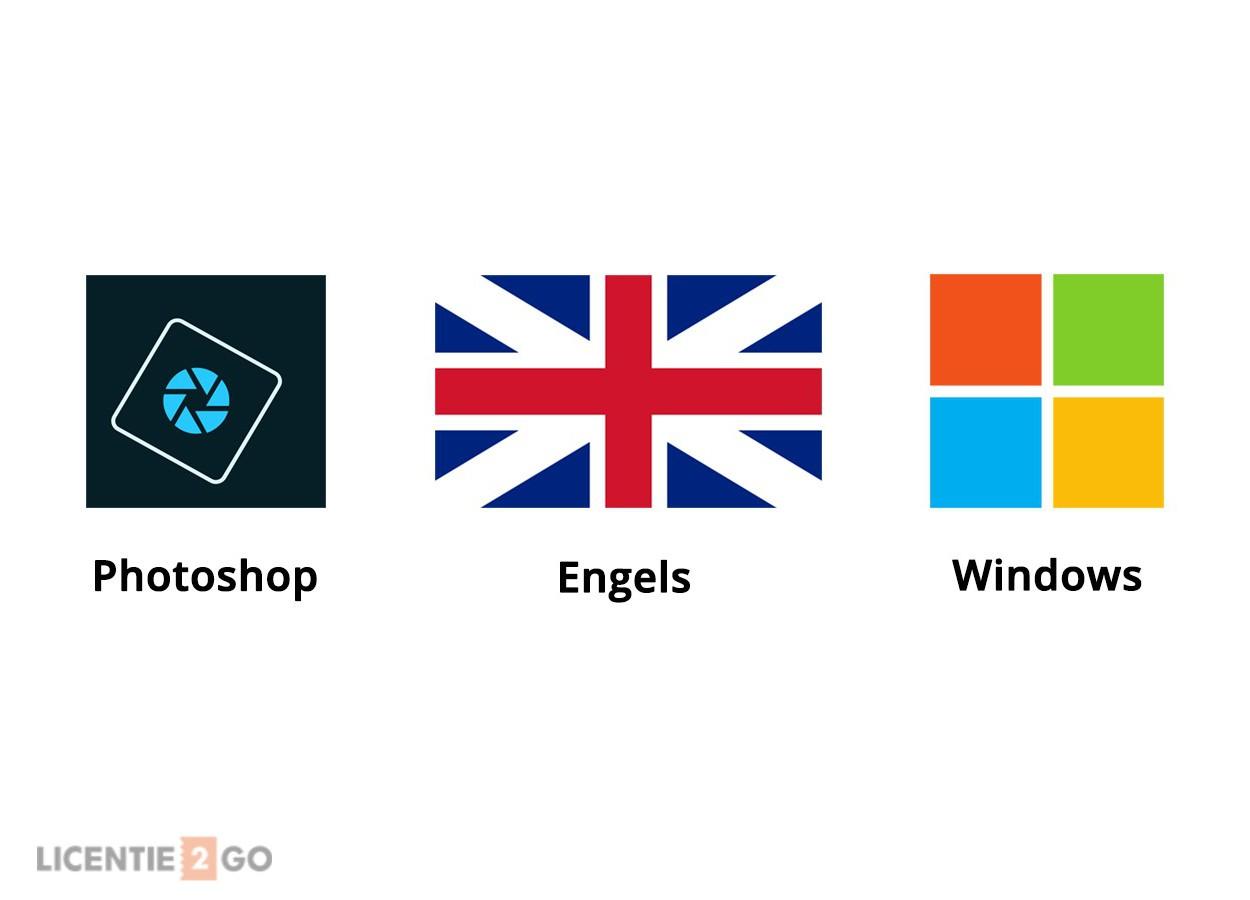 Photoshop Nederlands Windows