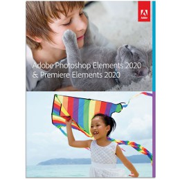 Video editing: Adobe Photoshop + Premiere Elements 2020 - English - Mac