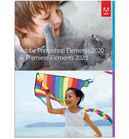Adobe Photoshop + Premiere Elements 2020 - English - Mac