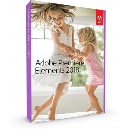 Multimedia: Adobe Premiere Elements - Engels - Mac