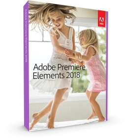 Adobe Premiere Elements 2018 - Engels - Mac