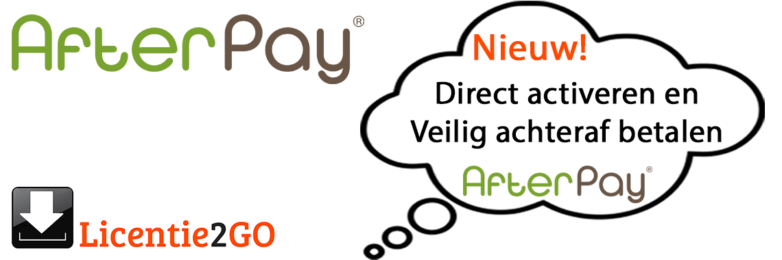 Afterpay promotie