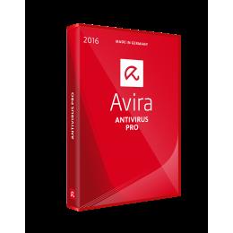 Avira Antivirus Pro 3PC 1jaar