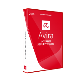 Beveiliging: Avira Internet Security 1PC 1jaar