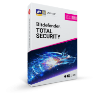 Bitdefender Total Security Multi-Device 2019 5-Devices 2years