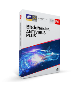Bitdefender Antivirus Plus 2020 1PC 1year