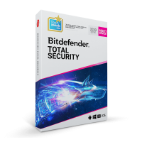 Bitdefender Total Security Multi-Device 2019 3-Devices 1year