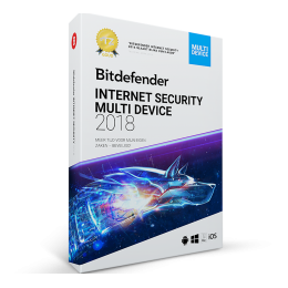 Internet Security: Bitdefender Internet Security 1PC 1jaar